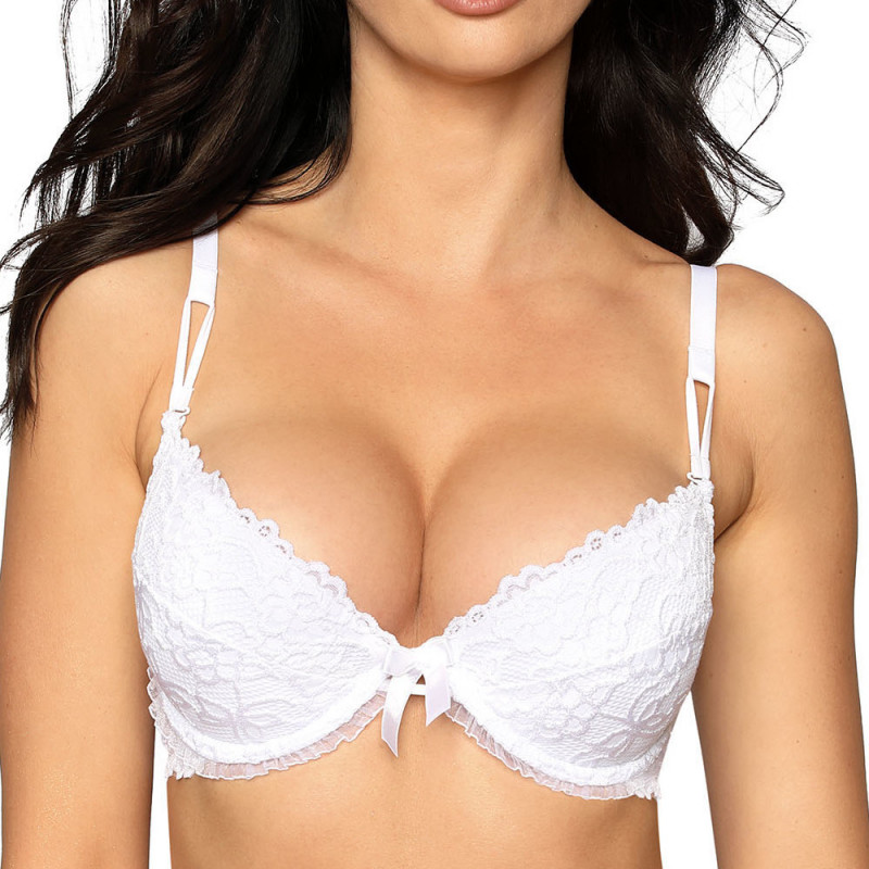 Róża Carmen push up bra